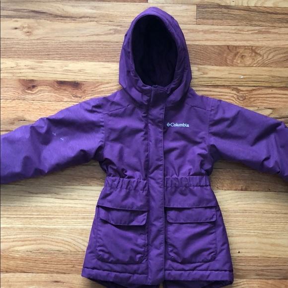 Columbia Other - Columbia girls parka jacket size xxs 4/5